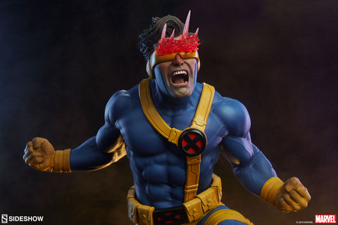Sideshow Collectibles - Premium Format Figure - Marvel's X-Men - Cyclops