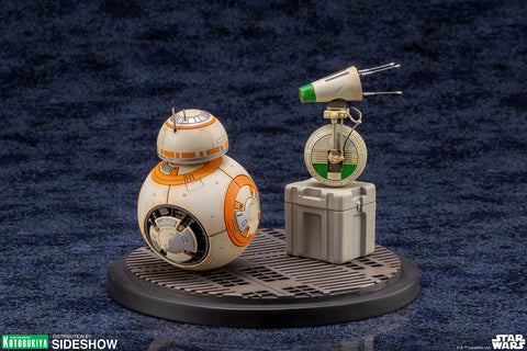 Kotobukiya - ARTFX - Star Wars: The Rise of Skywalker - D-0 & BB-8 (1/7 Scale)