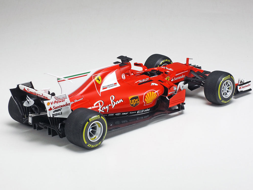Tamiya - 1/20 Grand Prix Collection No.68 - Scuderia Ferrari SF70H 20068