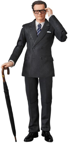 "MAFEX No. 73 - Kingsman: The Secret Service - Harry ""Galahad"" Hart"