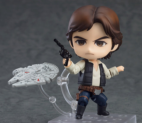 Nendoroid - 954 - Star Wars: A New Hope - Han Solo