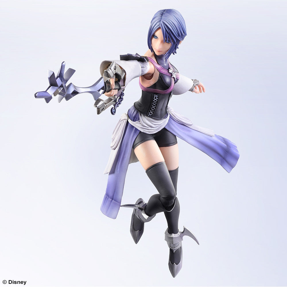 Play Arts Kai - Kingdom Hearts 0.2: Birth by Sleep -A Fragmentary Passage- - Aqua