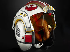 Hasbro - Star Wars: The Black Series - Wearable Luke Skywalker Simulation Premium Electronic Helmet (1/1 Scale)