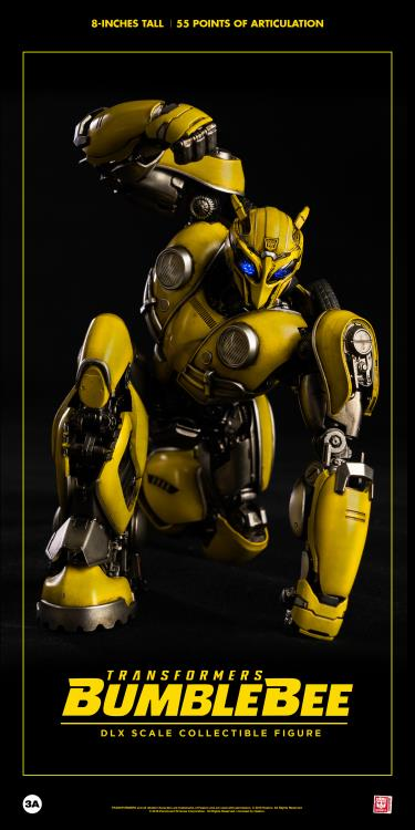 ThreeA - DLX Scale Collectible Series - Transformers: Bumblebee - Bumblebee