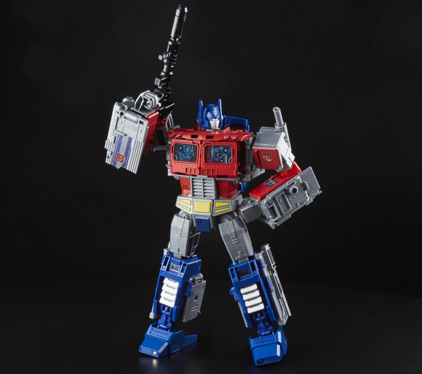 Hasbro - Transformers Generations - Power of the Primes - Voyager Wave 2 - Optimus Prime