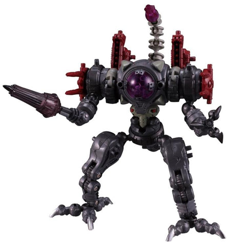 TakaraTomy - Diaclone DA-34 - Waruder Raider Raptor Head (Dark Cathode Type) (TakaraTomy Mall Exclusive)