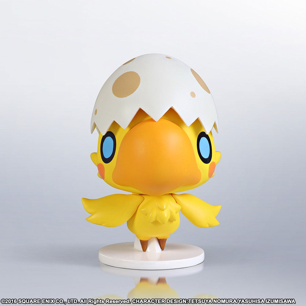 Static Arts Mini - World of Final Fantasy - Chocochick - Marvelous Toys - 2