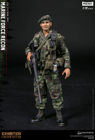 Dam Toys - PES009 - Marine Force Recon in Vietnam (1/12 Scale) (Expo Limited Edition)