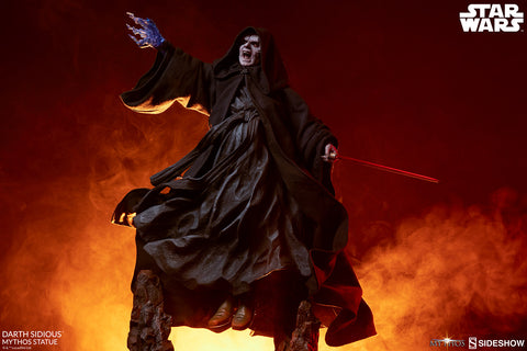 Sideshow Collectibles - Mythos Statue - Star Wars - Darth Sidious