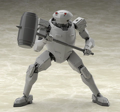 Moderoid - Full Metal Panic! Invisible Victory - Rk-92 Savage (Gray) Model Kit