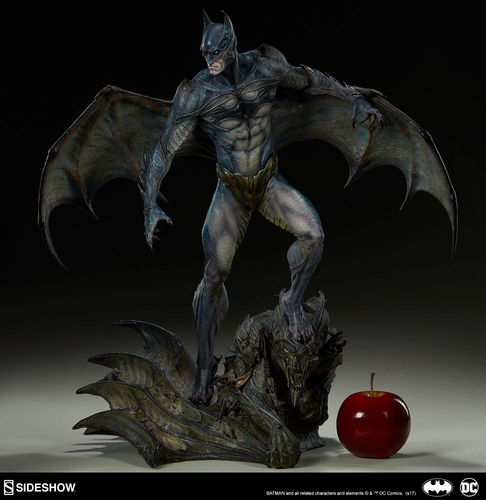 Sideshow Collectibles - Gotham City Nightmare Collection - Batman