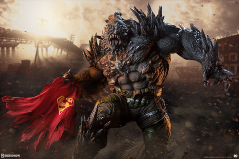 Sideshow Collectibles - DC Comics - Doomsday Maquette