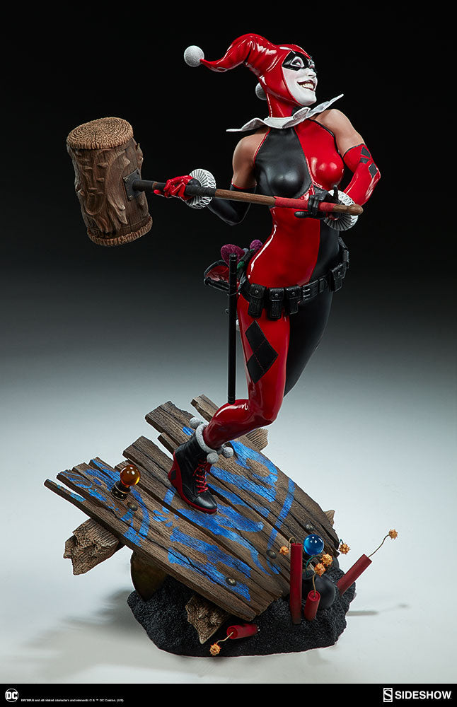 Sideshow Collectibles - Premium Format Figure - DC Comics - Harley Quinn