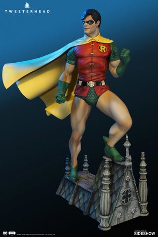 Sideshow Collectibles x Tweeterhead - Super Powers Collection - DC Comics - Robin Maquette