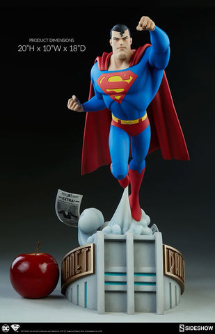 Sideshow Collectibles - Animated Series Collection - DC Comics - Superman