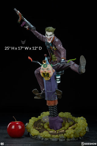 Sideshow Collectibles - Premium Format Figure - DC Comics - The Joker