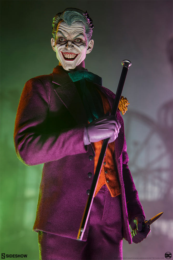 Sideshow Collectibles - Sixth Scale Figure - DC Comics - The Joker