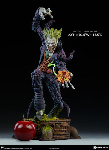 Sideshow Collectibles - DC Comics - Gotham City Nightmare Collection - The Joker