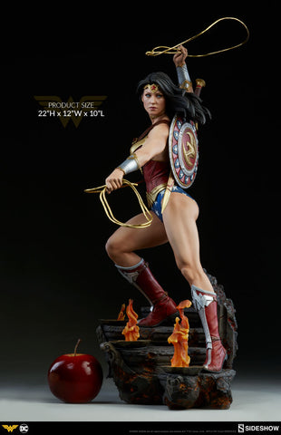 Sideshow Collectibles - DC Comics - Wonder Woman Premium Format Figure