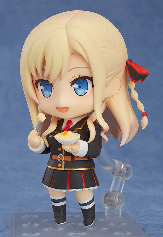 Nendoroid - 693 - High School Fleet - Wilhelmina - Marvelous Toys - 5