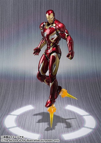 S.H.Figuarts - Avengers: Age of Ultron - Iron Man Mark 45 (Reissue)