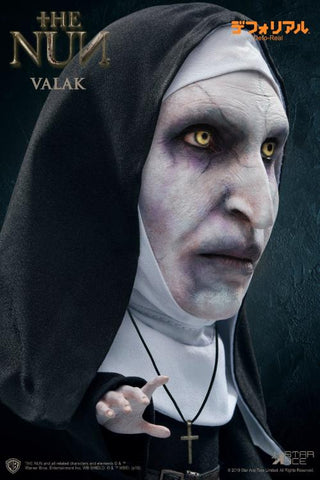 Star Ace Toys - Defo-Real - The Conjuring: The Nun - Valak (Closed Mouth)