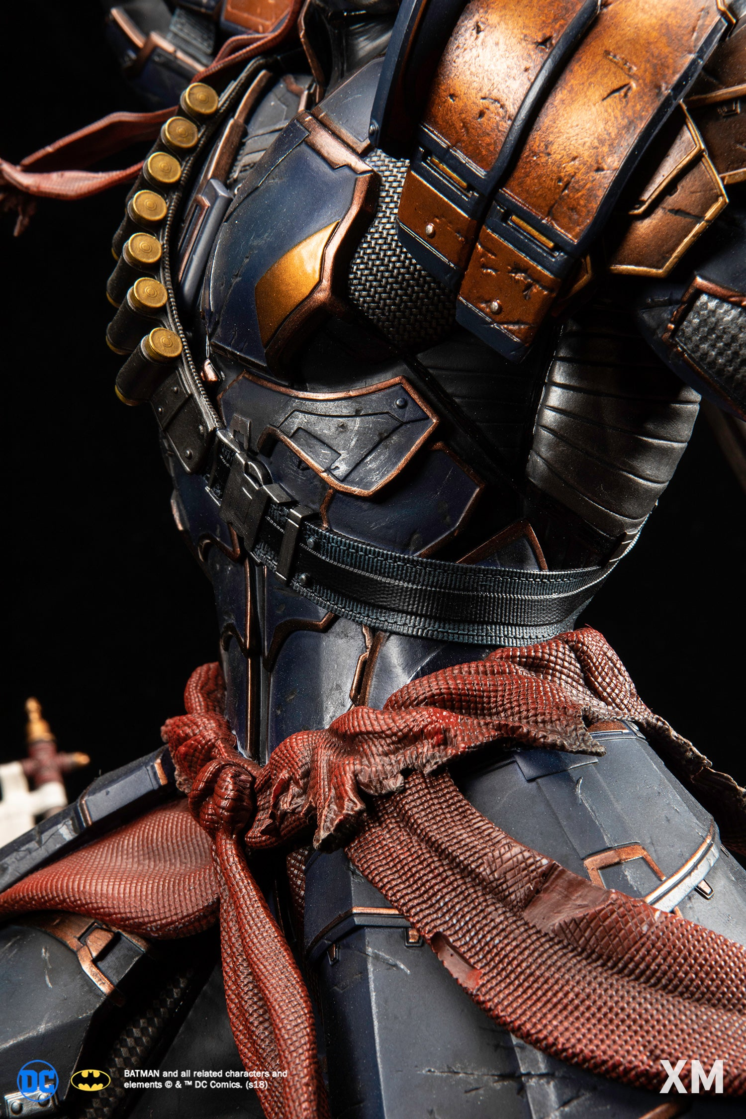 (IN STOCK) XM Studios - DC Samurai Series - Deathstroke (1/4 Scale)