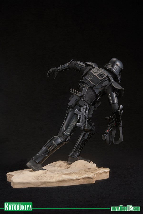 Kotobukiya - ARTFX+ - Rogue One: A Star Wars Story - Death Trooper (1/7 Scale) - Marvelous Toys - 3