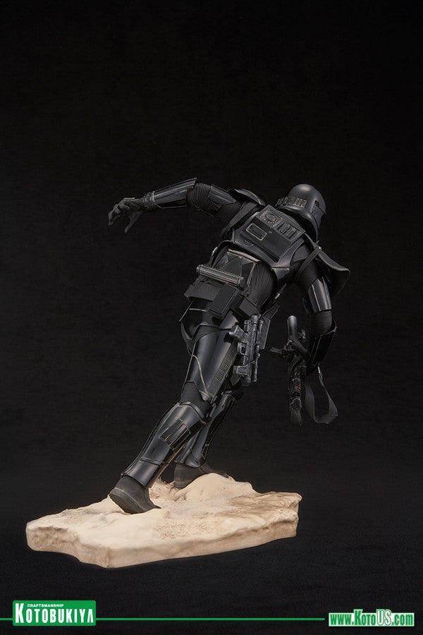 Kotobukiya - ARTFX+ - Rogue One: A Star Wars Story - Death Trooper (1/7 Scale) - Marvelous Toys - 4