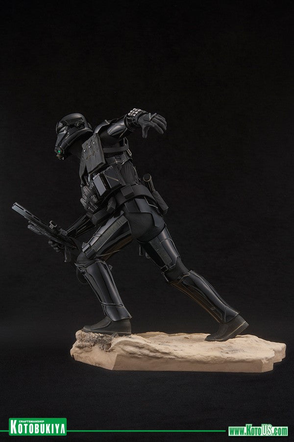 Kotobukiya - ARTFX+ - Rogue One: A Star Wars Story - Death Trooper (1/7 Scale) - Marvelous Toys - 6