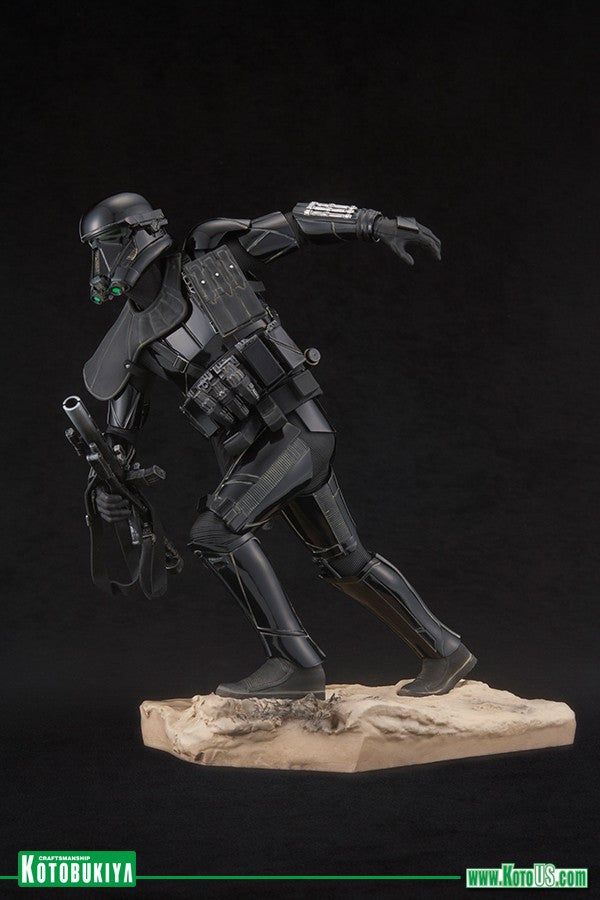Kotobukiya - ARTFX+ - Rogue One: A Star Wars Story - Death Trooper (1/7 Scale) - Marvelous Toys - 2