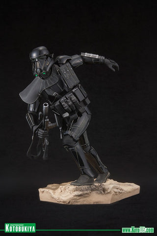 Kotobukiya - ARTFX+ - Rogue One: A Star Wars Story - Death Trooper (1/7 Scale) - Marvelous Toys - 1
