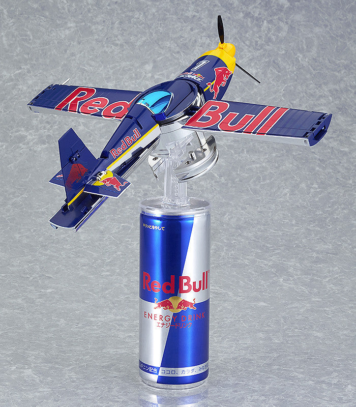 Good Smile Company - Red Bull Air Race Transforming Plane - Marvelous Toys - 5