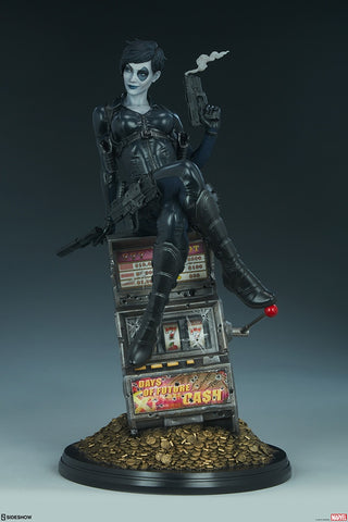 Sideshow Collectibles - Premium Format Figure - Marvel - Domino