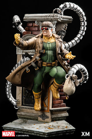XM Studios - Marvel Premium Collectibles - Doctor Octopus (1/4 Scale)