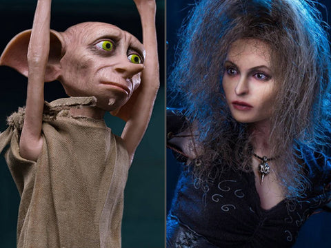 Star Ace Toys - Harry Potter and the Half-Blood Prince - Bellatrix Lestrange with Dobby 2-Pack (1/6 Scale)