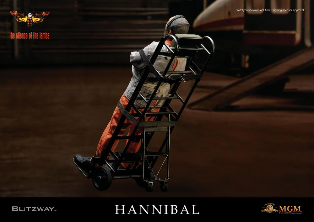 Blitzway - The Silence of the Lambs - Hannibal Lecter (Straitjacket Ver.)