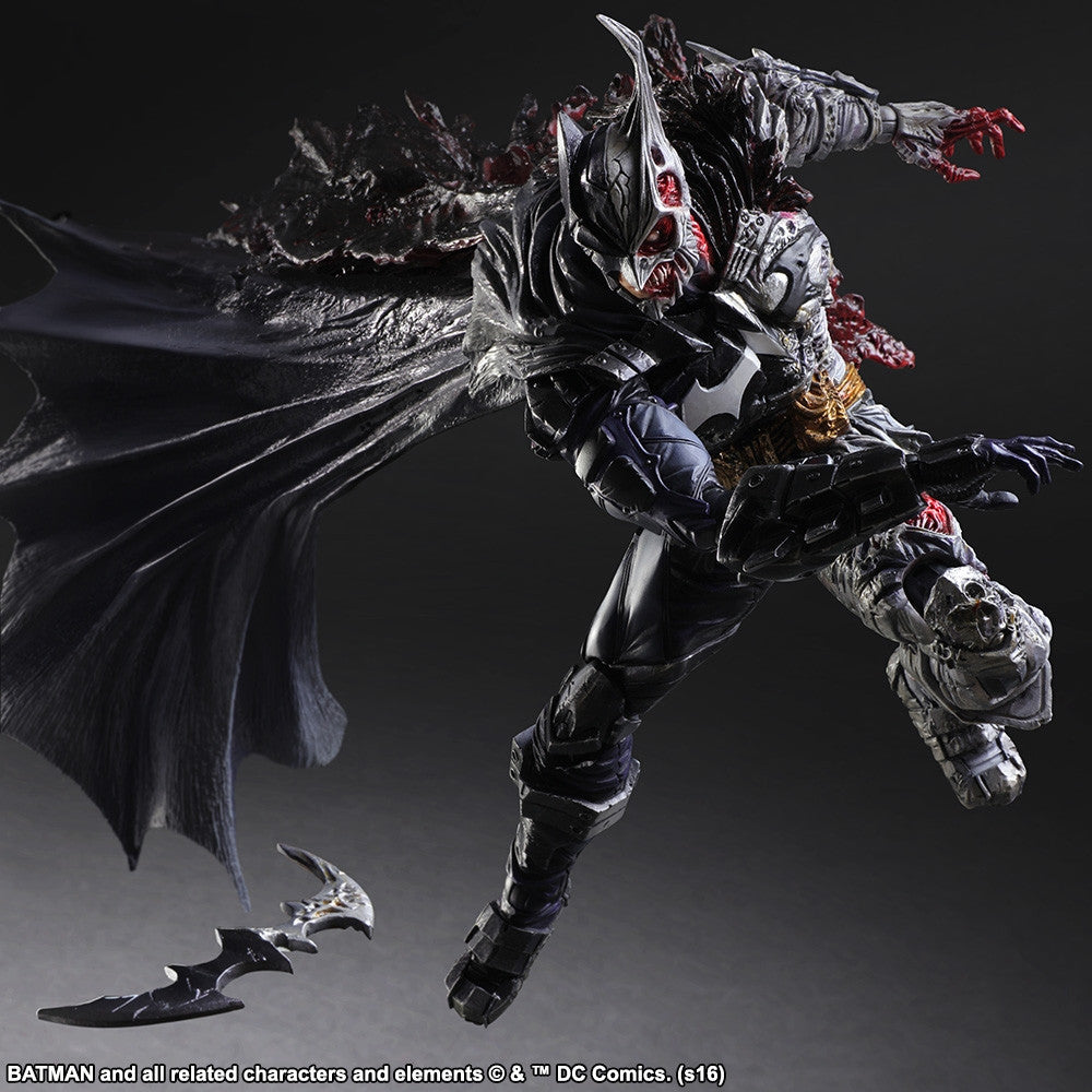 Play Arts Kai - DC Comics Variant - Batman: Rogues Gallery - Two-Face - Marvelous Toys - 6