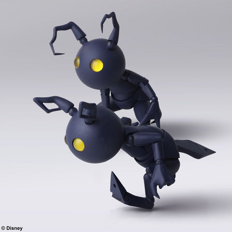 Bring Arts - Kingdom Hearts II - Shadow (2-Pack Set)