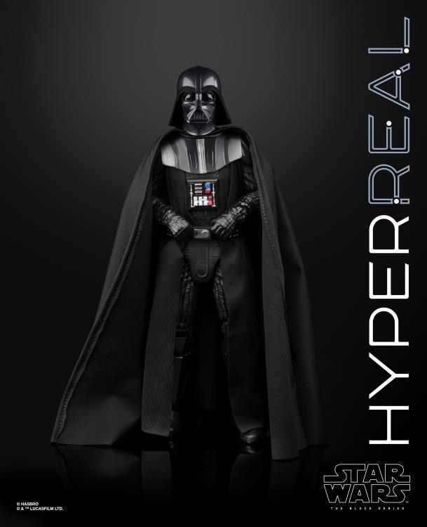 Hasbro - Star Wars: The Black Series - Hyperreal - The Empire Strikes Back - Darth Vader