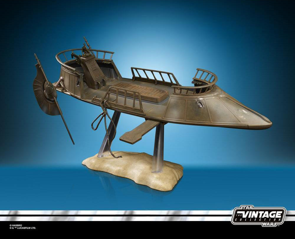 Hasbro - Star Wars: The Vintage Collection - Jabba's Tatooine Skiff