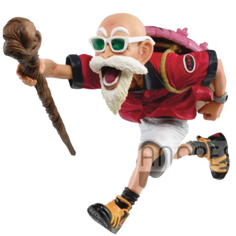 Banpresto - Dragon Ball SCultures - Master Roshi Kamesennin (Tropical Color Ver.)