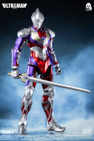 threezero - FigZero - Ultraman Suit Another Universe - Ultraman Suit Tiga