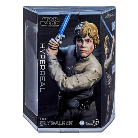 Hasbro - Star Wars: The Black Series - Hyperreal - The Empire Strikes Back - Luke Skywalker