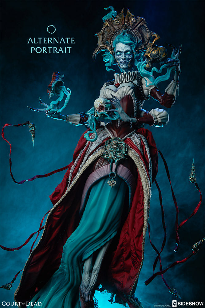 Sideshow Collectibles - Premium Format Figure - Court of the Dead - Ellianastis: The Great Oracle