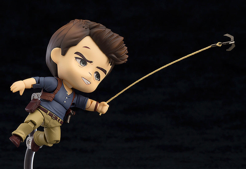 Nendoroid - 698 - Uncharted 4: A Thief's End - Nathan Drake (Adventure Edition) - Marvelous Toys - 4