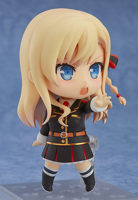Nendoroid - 693 - High School Fleet - Wilhelmina - Marvelous Toys - 6