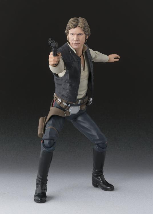 S.H.Figuarts - Star Wars: A New Hope - Han Solo