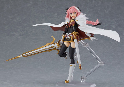 "figma - 423 - Fate/Apocrypha - Rider of ""Black"" (Astolfo)"