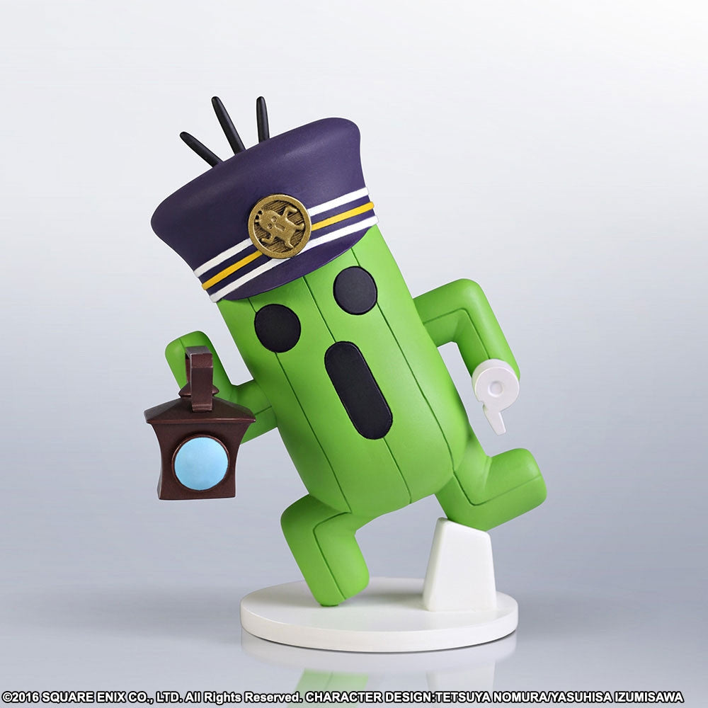Static Arts Mini - World of Final Fantasy - Cactuar Conductor - Marvelous Toys - 1